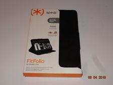 Speck - FitFolio Case for Kindle Fire - Black Model: SPK-A1726