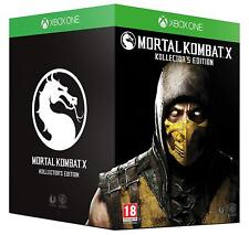 Mortal Kombat X Kollector's Edition Microsoft Xbox One Game (New & Sealed)