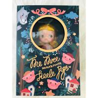 HOLALA DOLL The three little pigs Ida figure