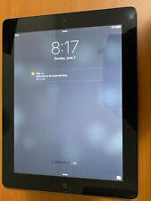 IPAD 3rd gen 64GB BLACK (WIFI) Unlocked