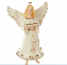 Lenox 2019 Angel's Heavenly Song Ornament - 3rd in Series