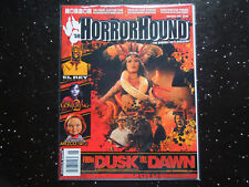 HORRORHOUND MAGAZINE #59 From Dusk Till Dawn ( May/Jun 2016 )