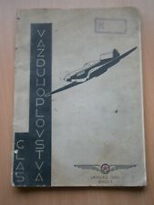 1946 No1 YUGOSLAVIA ARMY air force magazine papers book military newsletter TITO