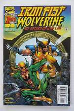 Marvel Comics Iron Fist: Wolverine #1 (Nov 2000)