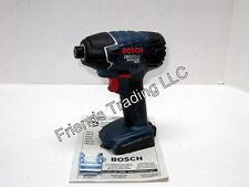 Bosch 18 Volt Lithium Cordless Impact Driver 25618 Uses bat609,610,618,619,620