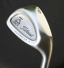 Titleist DCI OS+ Pitching P Wedge Original TriSpec Stiff Steel Shaft Oversize