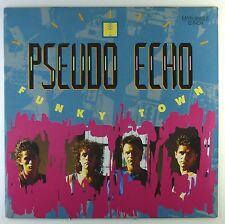 "12"" Maxi - Pseudo Echo - Funky Town - C1074 - washed & cleaned"