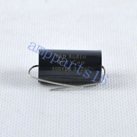2pc MPT 3.3uF 400V DC Audio Axial Polypropylene Capacitor Tube Amplifier Guitar