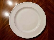Vintage HUTSCHENREUTHER ARZBERG Bavaria Germany EMPRESS PLATINUM Dinner Plate(s)