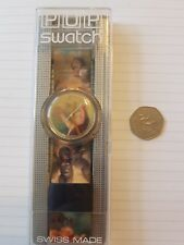 SWATCH Pop-P o P watch vintage da collezione in scatola-in box -