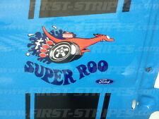 """SUPER ROO DECALS"" Suit Mk1 GT CAPRI or XW GT HO FALCON"