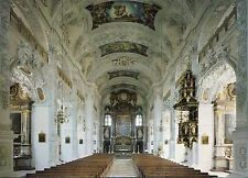 Vieja postal-Basílica San Benedicto, Benediktbeuern