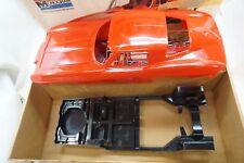 VINTAGE CAR MODEL KIT BIG 1965 CORVETTE STINGRAY MONOGRAM 1/8 SCALE BOX  b