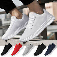 Mens Lightweight Running Shoes Athletic Casual Sport Walking Tennis Sneakers Gym