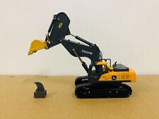 John Deere E360 Rock Arm Excavator/Hammer 1:50 Scale Diecast/Resin Model