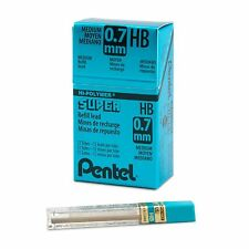 Pentel Hi-Polymer Super 0.7 HB replacement leads for mechanical pencils