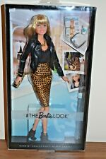 BARBIE THE LOOK URBAN NRFB - BLACK LABEL new model doll collection Mattel