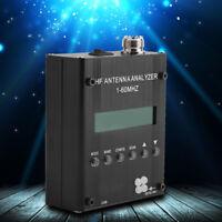 MR300 Digital Shortwave Antenna Analyzer 1-60M HF ANT Tester Meter F Ham Radio