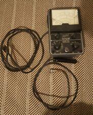 Vintage Hickok Vacuum Tube Volt Meter 215