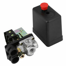 240v 16a Air Compressor Pressure Switch Control Valve 90psi -120psi 13*8*5cm