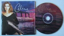 CELINE DION (CD Single)  MY HEART WILL GO ON (LOVE THEME FROM TITANIC)