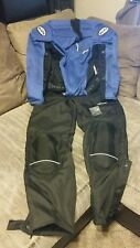 Joe Rocket 1750-1562 Ballistic Series Motorcycle Jacket And Pants