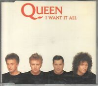 Queen  CD-SINGLE  I WANT IT ALL  (c)  1989