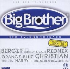 Big Brother (2000) Berger, Orange Blue, Laith al-Deen, Christian... [double CD]