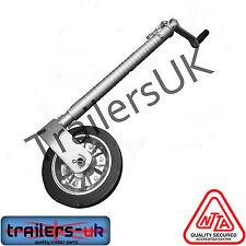 Ifor Williams Type 48mm Heavy Duty Jockey Wheel. **Free Next Day Delivery**