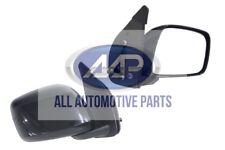 Nissan Navara D40 05-15 *NEW* Right Side Door Mirror Black Manual Adjust