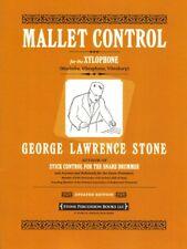 George L. Stone Mallet Control Xylophone Marimba etc. Noten