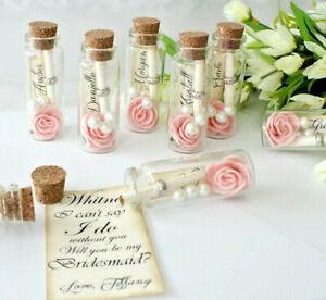 Bridesmaid proposal- Will you be my Bridesmaid gift -  card / invitation