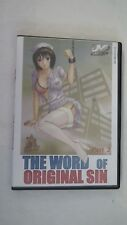 DVD THE WORLD OF ORIGINAL SIN PARTE 2 SEXY ANIME EROTICO