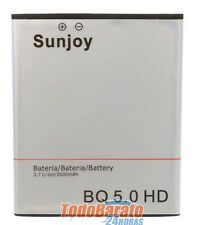 Bateria para BQ AQUARIS 5.0 HD  Lithium Battery 2650 mAh