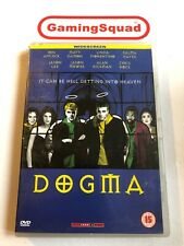 Dogma DVD, Supplied by Gaming Squad