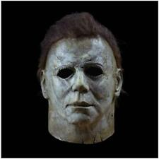 Deluxe Halloween mâle Visage Masque Blanc Trick ou Traiter Fancy Dress