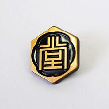 Ryu Ga Gotoku Yakuza Pins Dojima Gumi Pin Badge SEGA Japan New F/S
