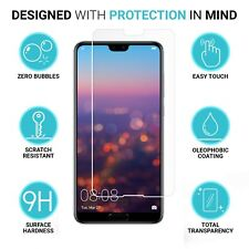 Tempered Glass Screen Protector Premium Protection For Huawei P20 Pro (2018)