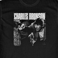 CHARLES BRONSON T-Shirt - Death WIsh 2nd Amendment NRA guns