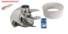 SeaDoo 2001 GTX DI ADONIS 15/20 HIGH PERF.  Impeller Wear Ring FREE Tool Kit
