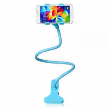 360º Rotating Bed Desktop Car Stand Mount Holder For iPhone Cell Phone GPS AB01