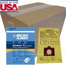 250 Sears Kenmore Vacuum Cleaner Bags 5055 50557 50558 Bag Case