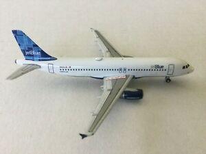 GeminiJets   jetBlue  A320  N605JB  GJJBU825  1:400 Scale Diecast Model