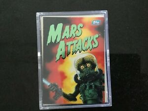 Mars Attacks Full Set Of 100 Trading Cards By Topps - 1994