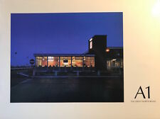 """A1 The Great North Road"" Photography by Paul Graham, Signed, As New, OOP"