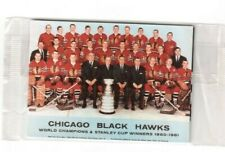 1992-93 Centennial Collector Series Chicago Blackhawks and Pittsburgh Penguins