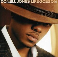 Donell Jones - Life Goes on [New CD]