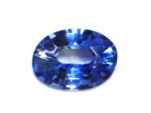 BLUE SAPPHIRE 0.55 CTS - 19150 NATURAL SRI LANKA GEMSTONE