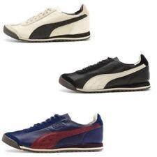 Zapatillas deportivas de hombre PUMA color principal azul de piel
