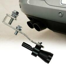 Car Style Exhaust Pipe Blowoff Valve Simulator Turbo Sound Whistle Muffler ZD